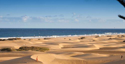 Mapalomas Dunes
