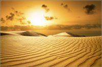 Maspalomas Dunes Sunrise