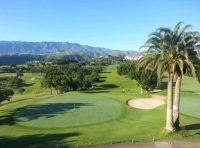 Las palmas golf club, Bandama