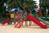 Children playground at El Cortijo Golf Course