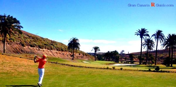 El Cortijo Golf, 16th Hole
