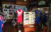 nike golf shop, Meloneras