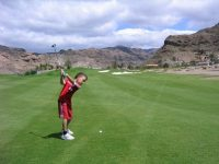 kids Golf at Anfi Tauro