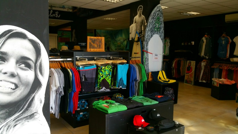 Bjorn Dunkerbeck Surf Shop