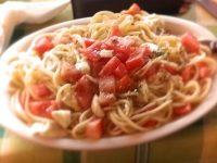 Magico's Spaghetti Tomate