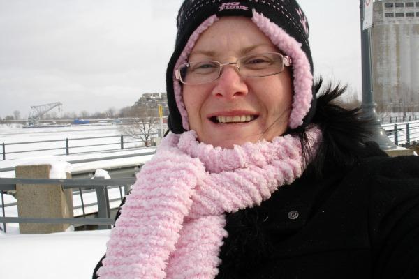 Amanda in Canada