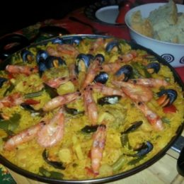 Chicken Paella – Canarian Style