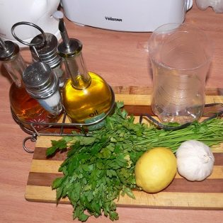 Alioli Recipe