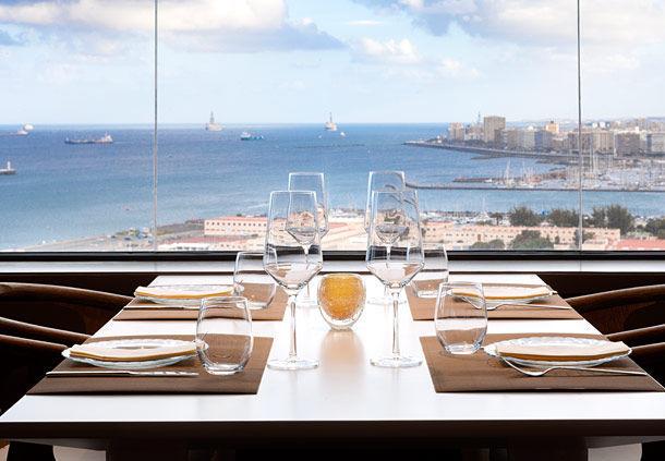 AcHotel Gran Canaria restaurant