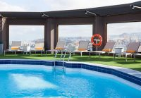 Ac Hotel Gran Canaria roofpool