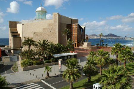 La Cicer Auditorio_alfredo_kraus, Las Canteras Beach WAlk