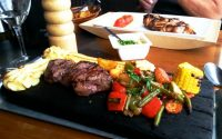 Adio Mare Plank Steak