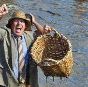 fiesta del charco – un pez
