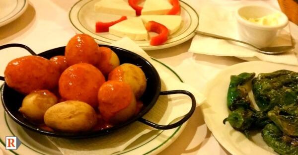 Mojo Rojo, Wrinkled Potatoes