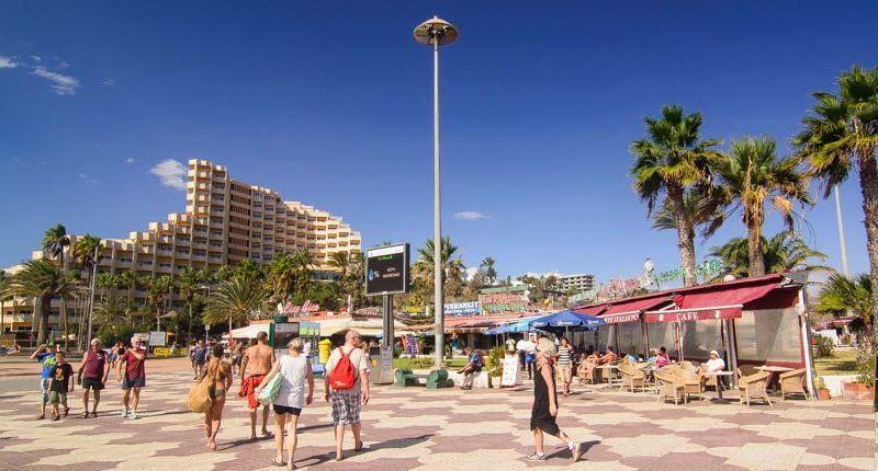 Playa Inglés Beach Gran Canaria