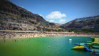 Ocean Fun Park, Playa de Amadores, Mogán, Gran Canaria, Spain