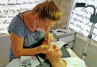 Eyelashextension at Dream Nails, Gran Canaria