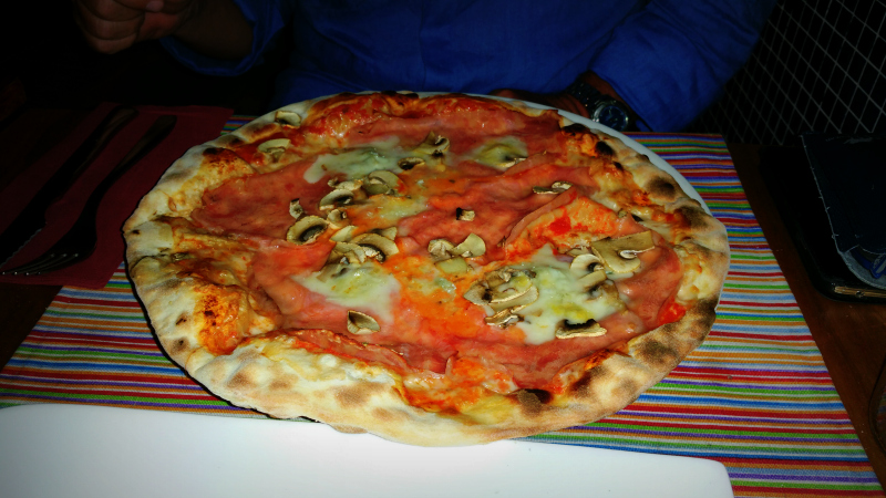 Time Maspalomas Italian Restaurant