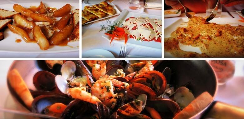 Original Italienisches Restaurant auf Gran Canaria