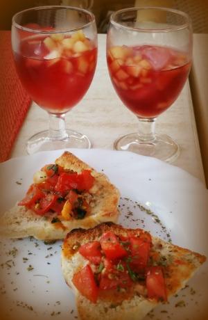 Bruschetta & Sangria - San Remo