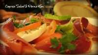 San Remo Restaurant, Caprese Salad