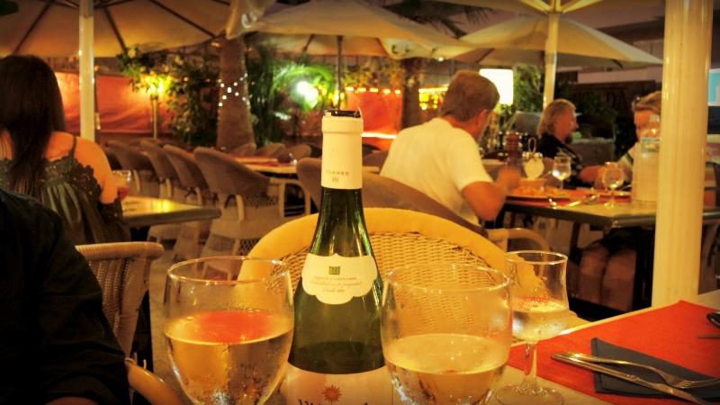 Ristorante San Remo - Playa del Inglés, Terrace