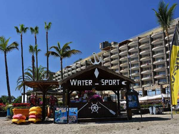 Watersports Anfi Beach Patalavaca Mogan Arguineguin Puerto Rico