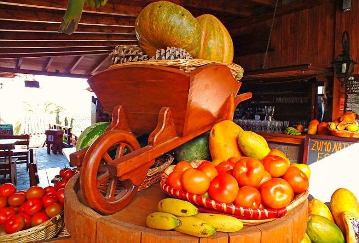 Las Cañadas Grill Restaurant