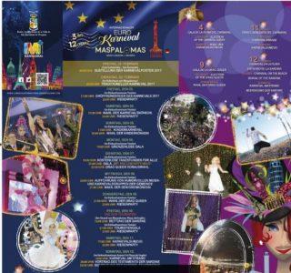 Maspalomas Carnival program ii