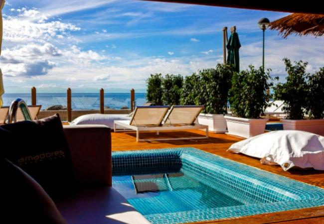 Amadores Beach Club Private Cabaña