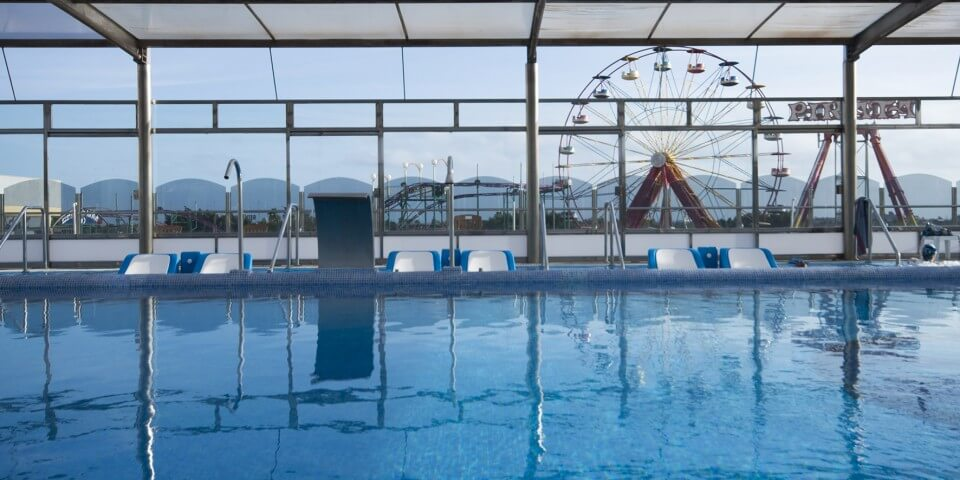 Hioliday World Gym & Spa, Pool