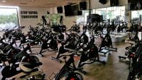 Spinning Ozone Boutique Gym. Holiday World Maspalomas, Gran Canaria