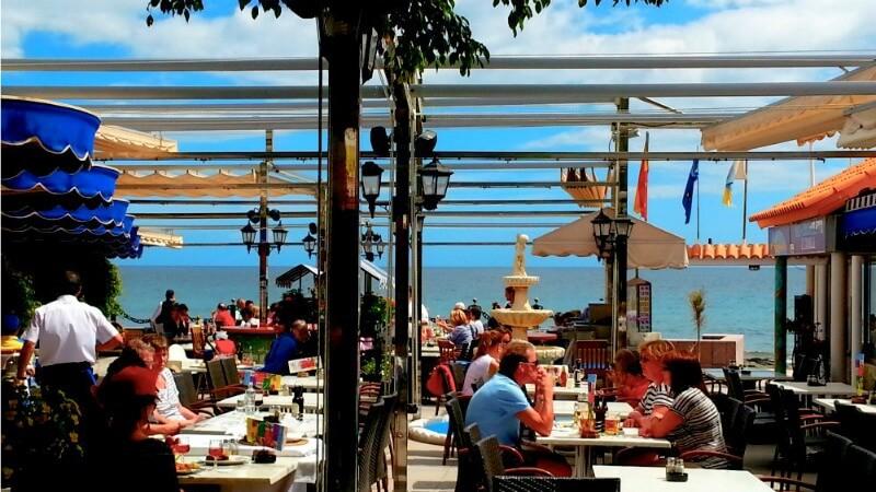 Restaurant El Capitán - Ocean View Restaurant