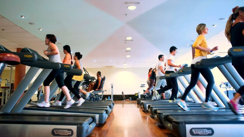 Holiday World Maspalomas - Gym Running