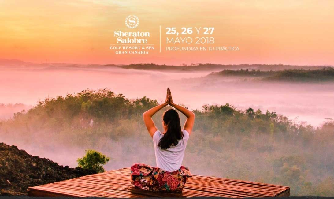 Yoga Gran Canaria Mai 2018