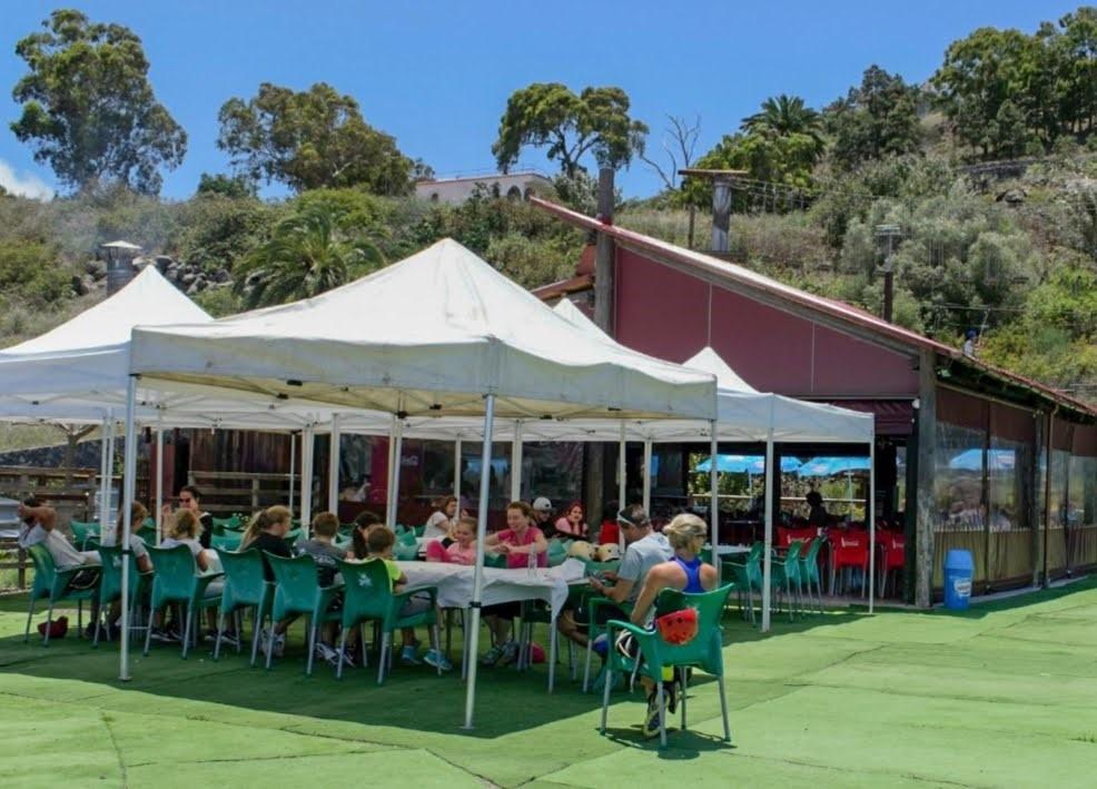 Geburtstagspartys lassen sich im GrancAventura Gran Canaria auch feiern. Und ein tolles Restaurant gehört auch dazu.