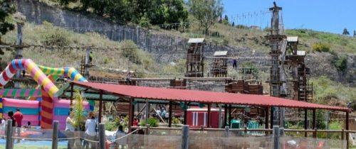 Kletterpark Gran Canaria - Abenteuerspielplatz.
