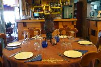 Restaurante meditteraneo San Agustin. Canarian Fish.