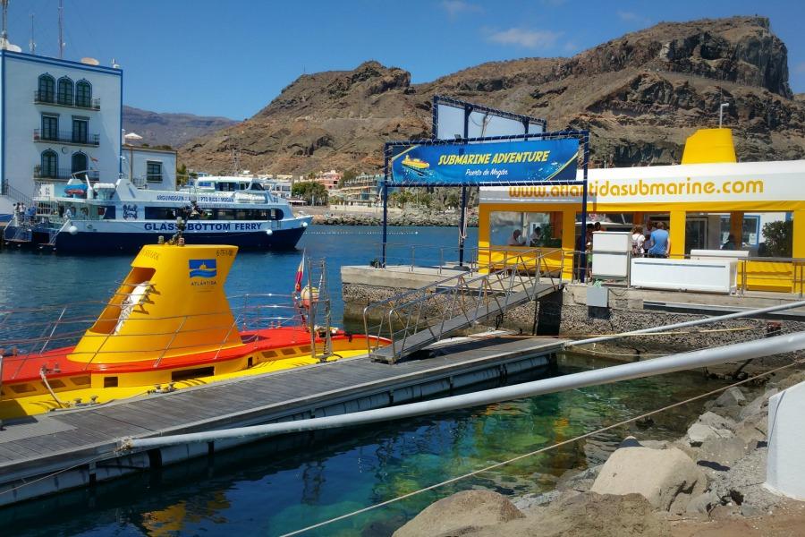 Submarine Adventure Puerto de Mogán