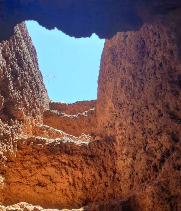 cueva la audiencia cave Gran Canaria