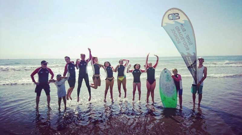BD Surf School, BD Surf Shop, Surf, Bodyboard, Playa del Inglés