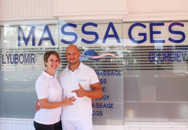 Massages Gran Canaria in Russian