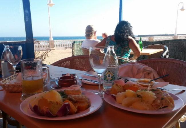 Sancocho Canaria in Gran Canaria - Las Salinas