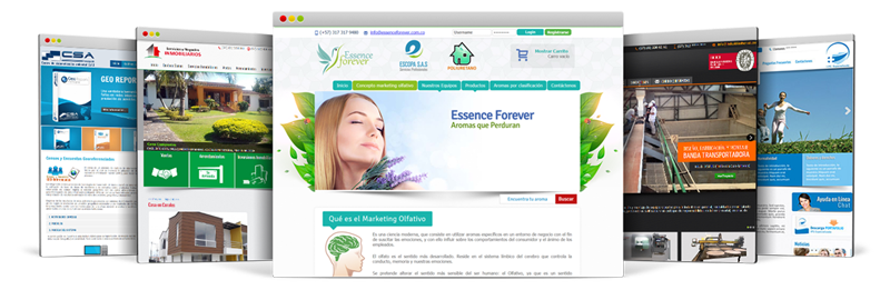 Corporate Website Design Gran Canaria