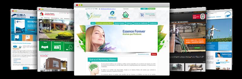 Corporate Website Design Gran Canaria