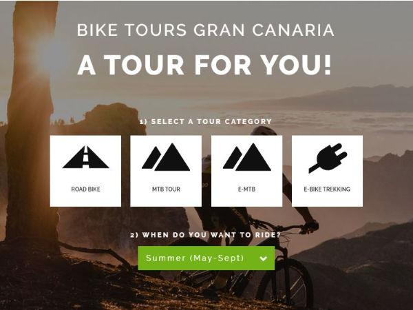 Free Motion Bike TOURS Gran Canaria