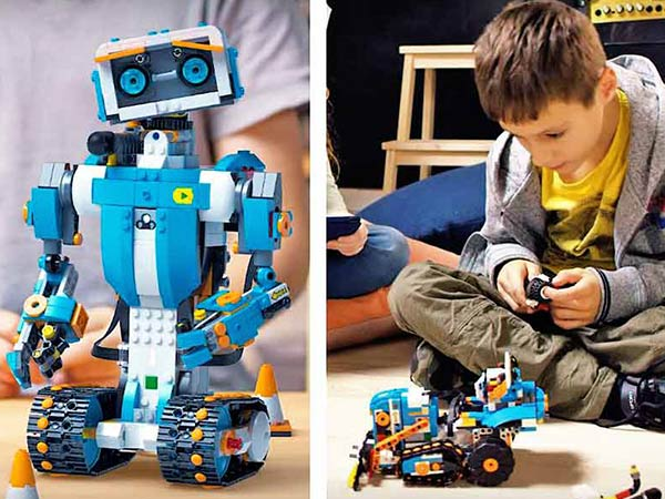 KIDS & BRICKS-Robotica-with-Vernie