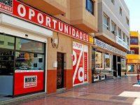 MARCHÉ Stock and outlet Shop Vecindario, Gran Canaria