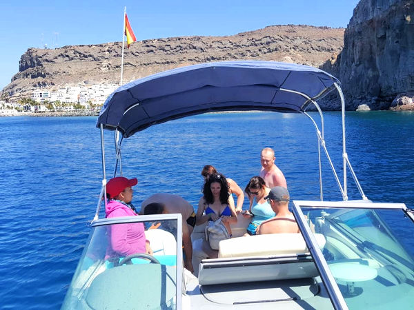 Palm privater Yacht-Charter