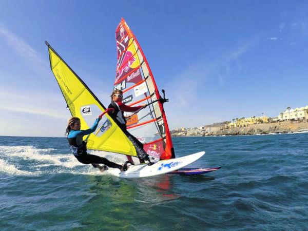 BD Surf Windsurf School Aguila playa